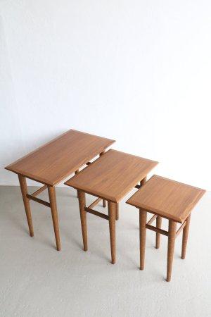 画像1: 【フルオーダー】ネストテーブル
